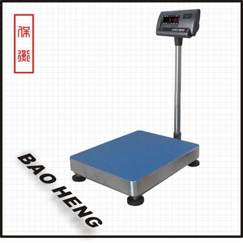 连云港300kg电子秤,300kg台秤带上下限开关量输出信号