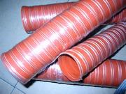尼龙布风管价格 硅胶布风管批发