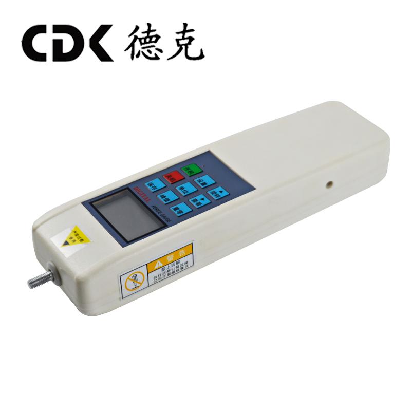 德克 HF数显推拉力计 电子测力计 拉力计 压力计 压力表 HF-