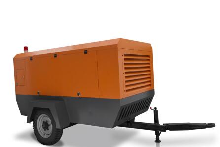 河北唐山德耐尔移动空压机|河北唐山移动螺杆式空压机