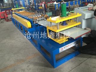 400-600型大方板压瓦机设备 新推出大方板广告牌设备