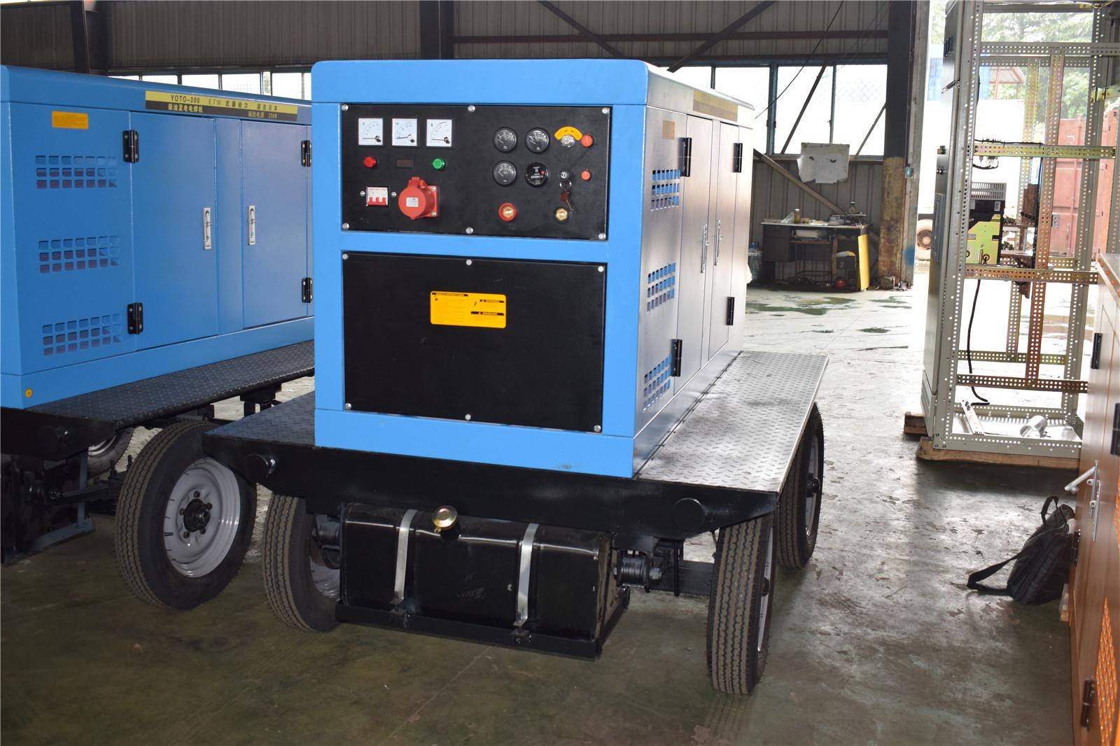 发电机带电焊机日本电王hw220厂家