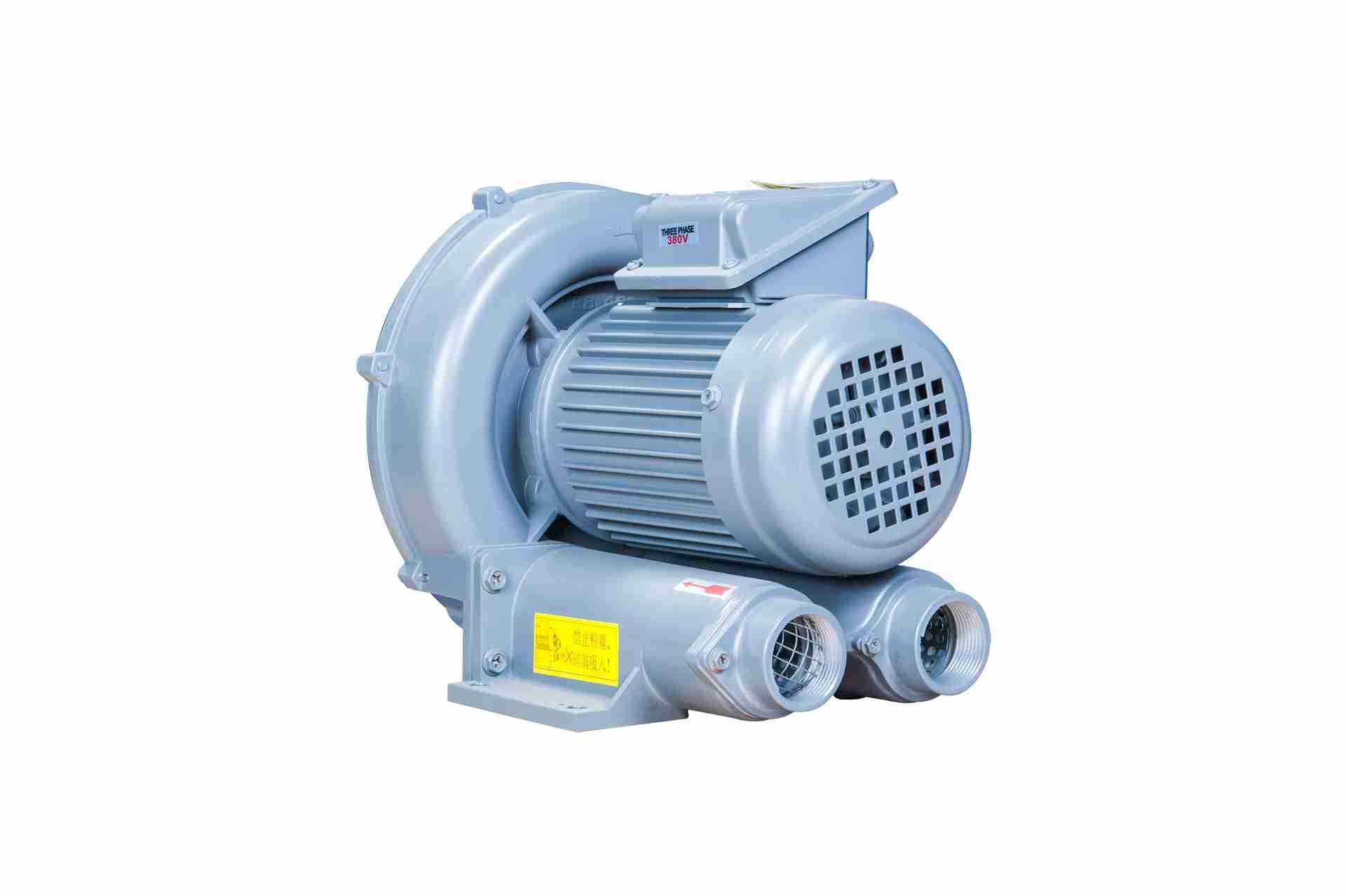 2kw小型涡旋高压风机 涡轮高压鼓风机