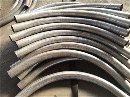 鍍鋅彎管、平盛管道、DN90穿線用鍍鋅彎管