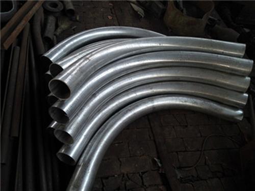 DN80穿線用鍍鋅彎管、鍍鋅彎管、平盛管道(多圖)