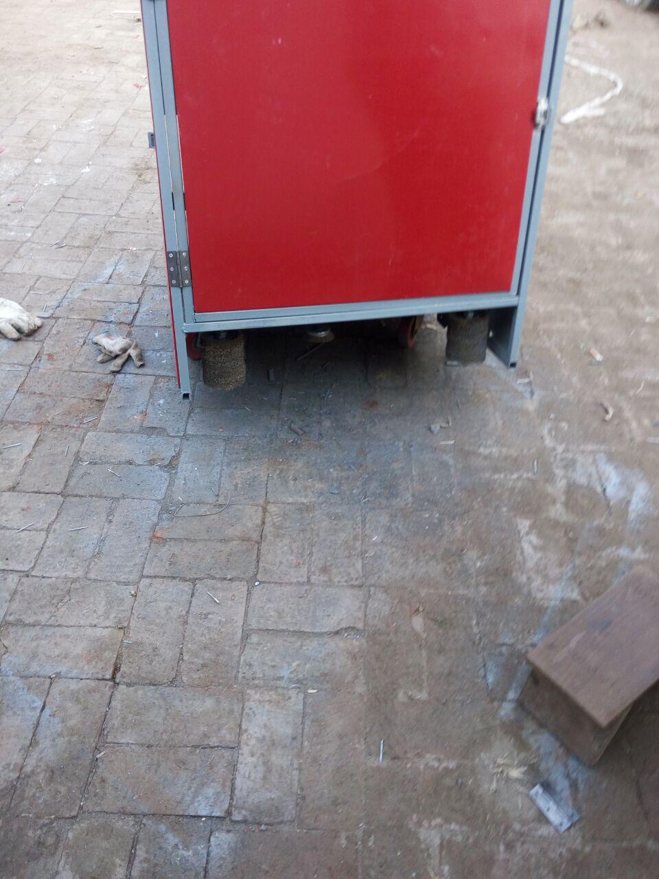 宣威H型钢材除锈设备销售
