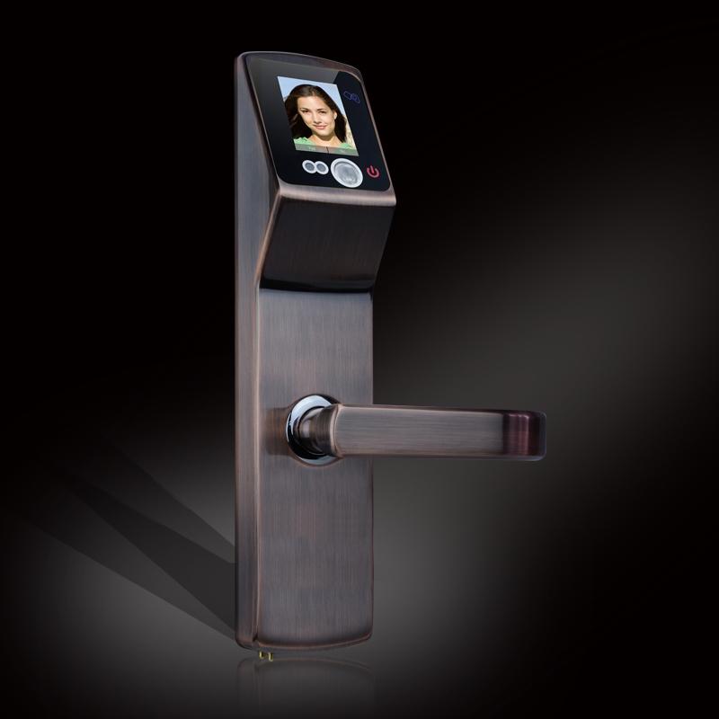 厂家直销批发 人脸识别门锁 指纹锁 电子密码锁 感应锁