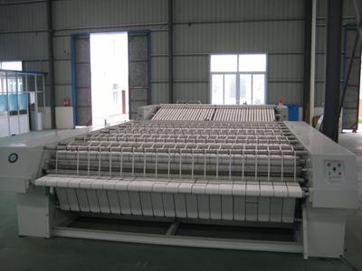 床单熨平机价格布草烫平机多少钱。
