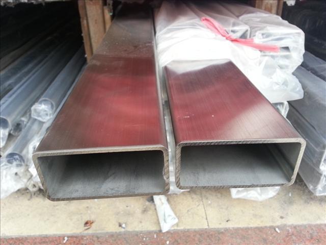 316不锈钢扁管供货商批发