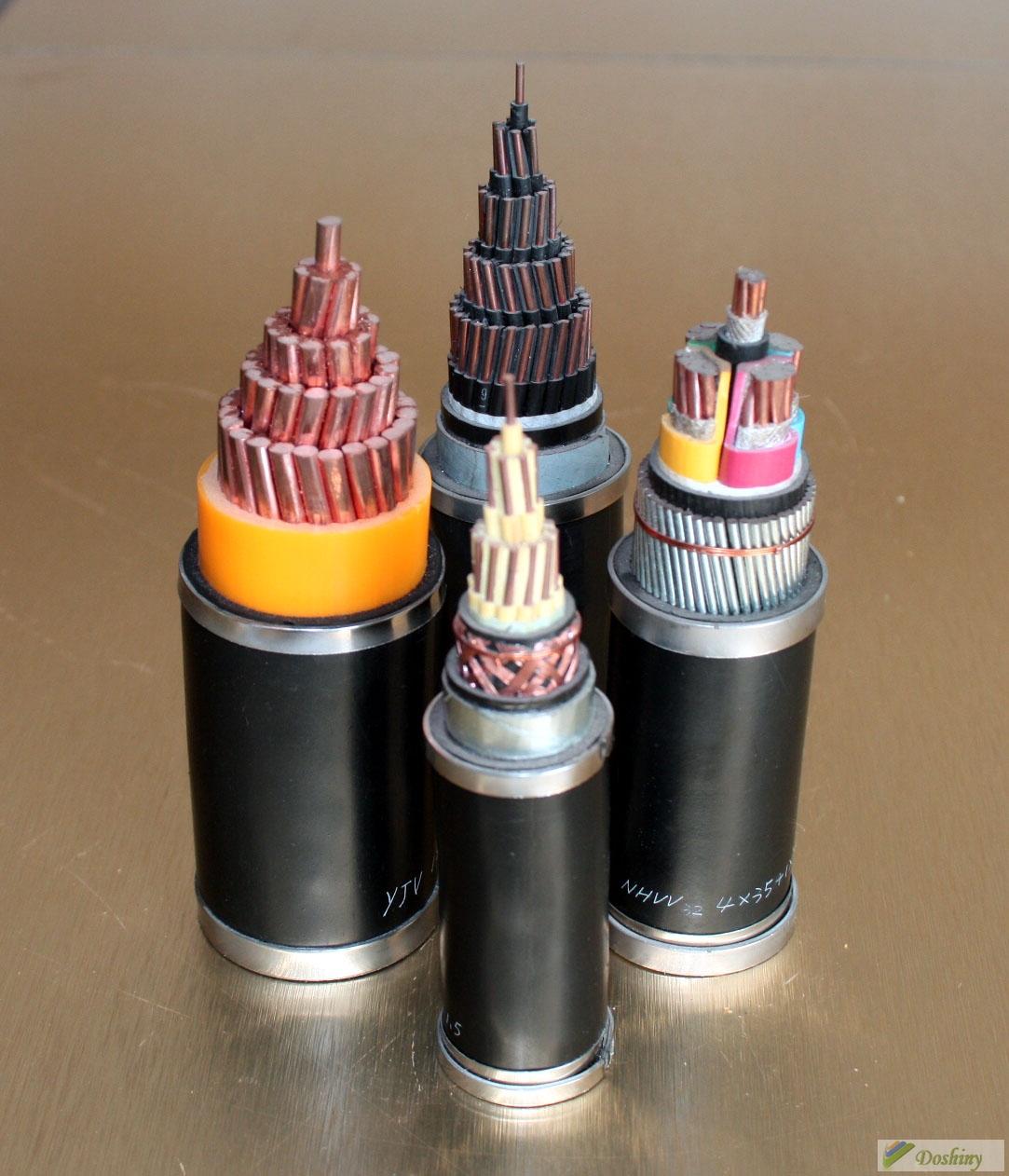 矿用防爆控制电缆MKVV_2*1.0价格
