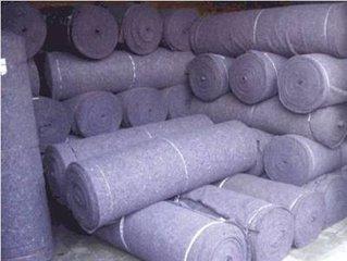天津保温棉被 打灰养护用旧棉被 旧棉被被现货供应