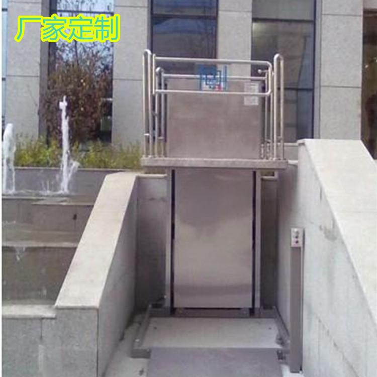 货梯 升降平台 别墅特定升降电梯图片
