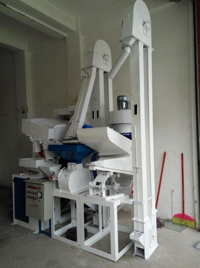 南宁金谷耗电低操作简单全自动碾米机