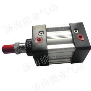 能业气动供应QGBZ重型气缸建机气缸点焊机气缸优质服务