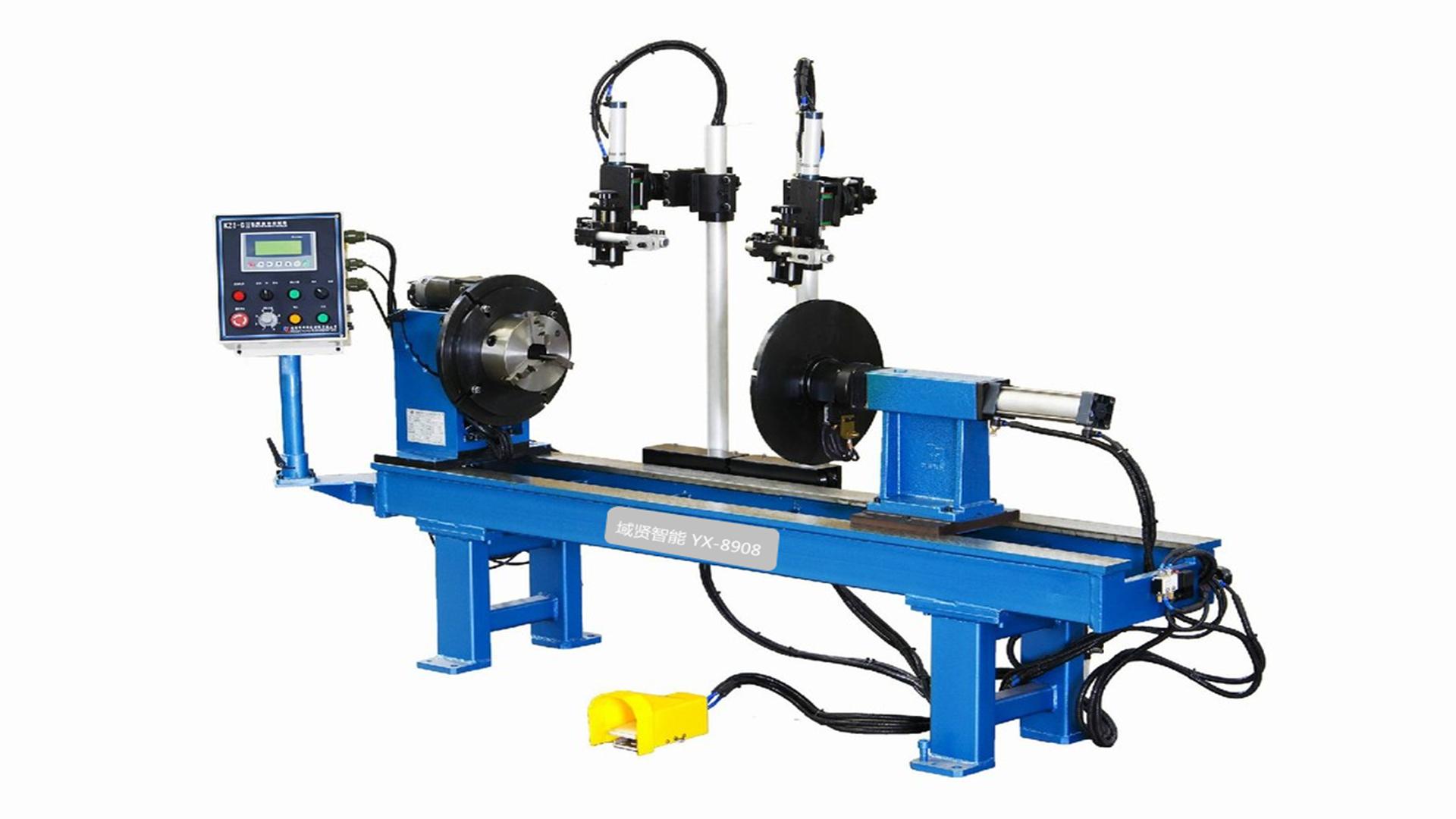 上海域賢鉆桿堆焊機,導板堆焊機設備廠家直銷