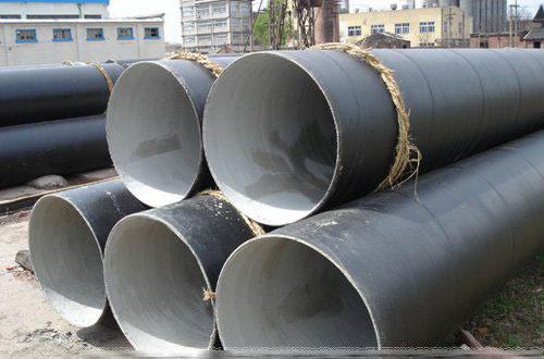 IPN8710防腐螺旋鋼管價格