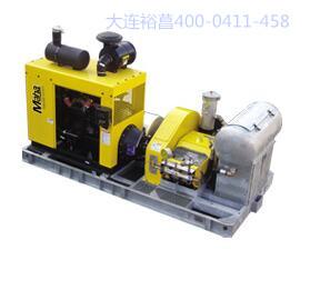 高壓清洗機工業清洗設備馬哈高壓冷熱水清洗機