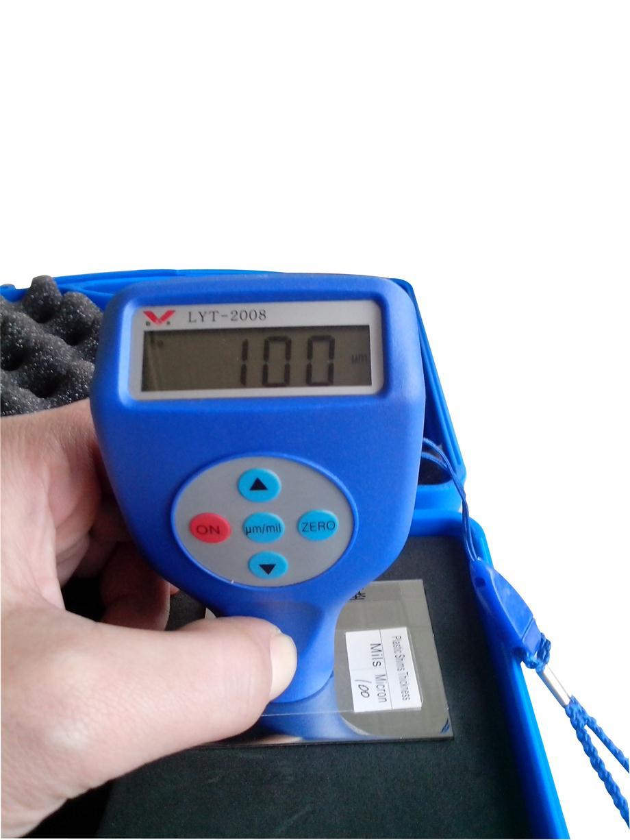 LYT-2008鋅層測厚儀