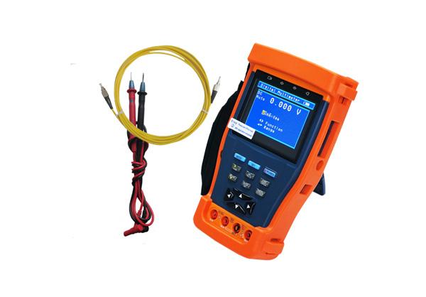 上海工程宝STest-895内置万用表,光功率视频监控测试仪