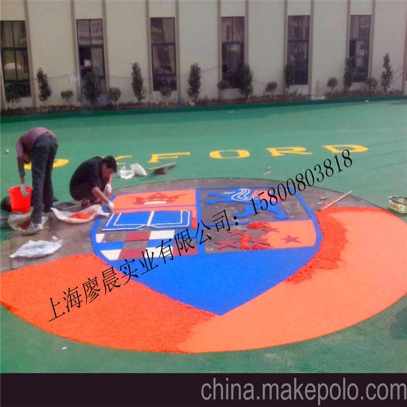 焦作幼儿园塑胶地坪专业铺设