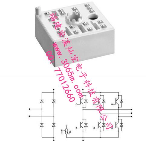 賽米控IGBT模塊SKiiP01NEC066V3功率模塊