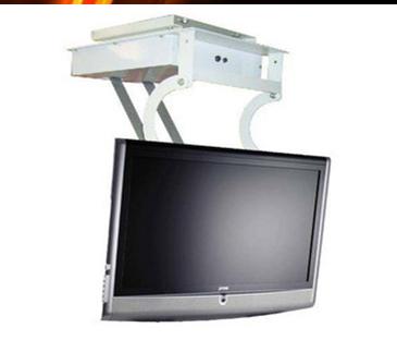 电视天花翻转器