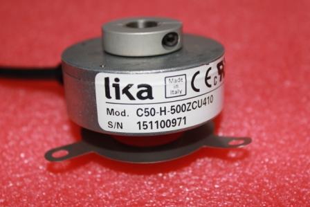 供应全新原装lika莱卡 C50编码器 增量型编码器