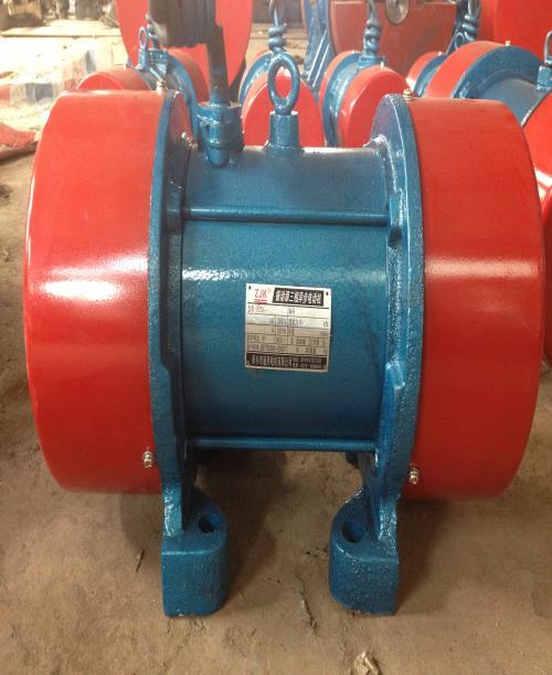 优质YZU-8-6A振动电机厂家直销-粮机行业专用YZU-8-6A振动电机价格