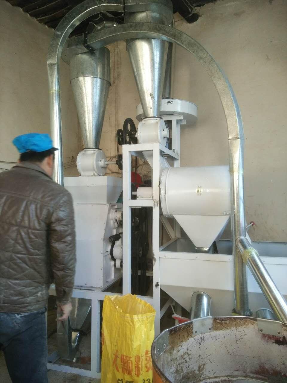 玉米面粉机大米面粉机 无锡多用途小麦磨面机