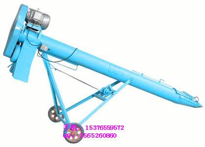 专用管式饲料螺旋输送机//玉米吸粮机泰州定做各种规格提升机