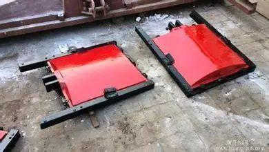 东莞400×400铸铁闸门厂家价格多少