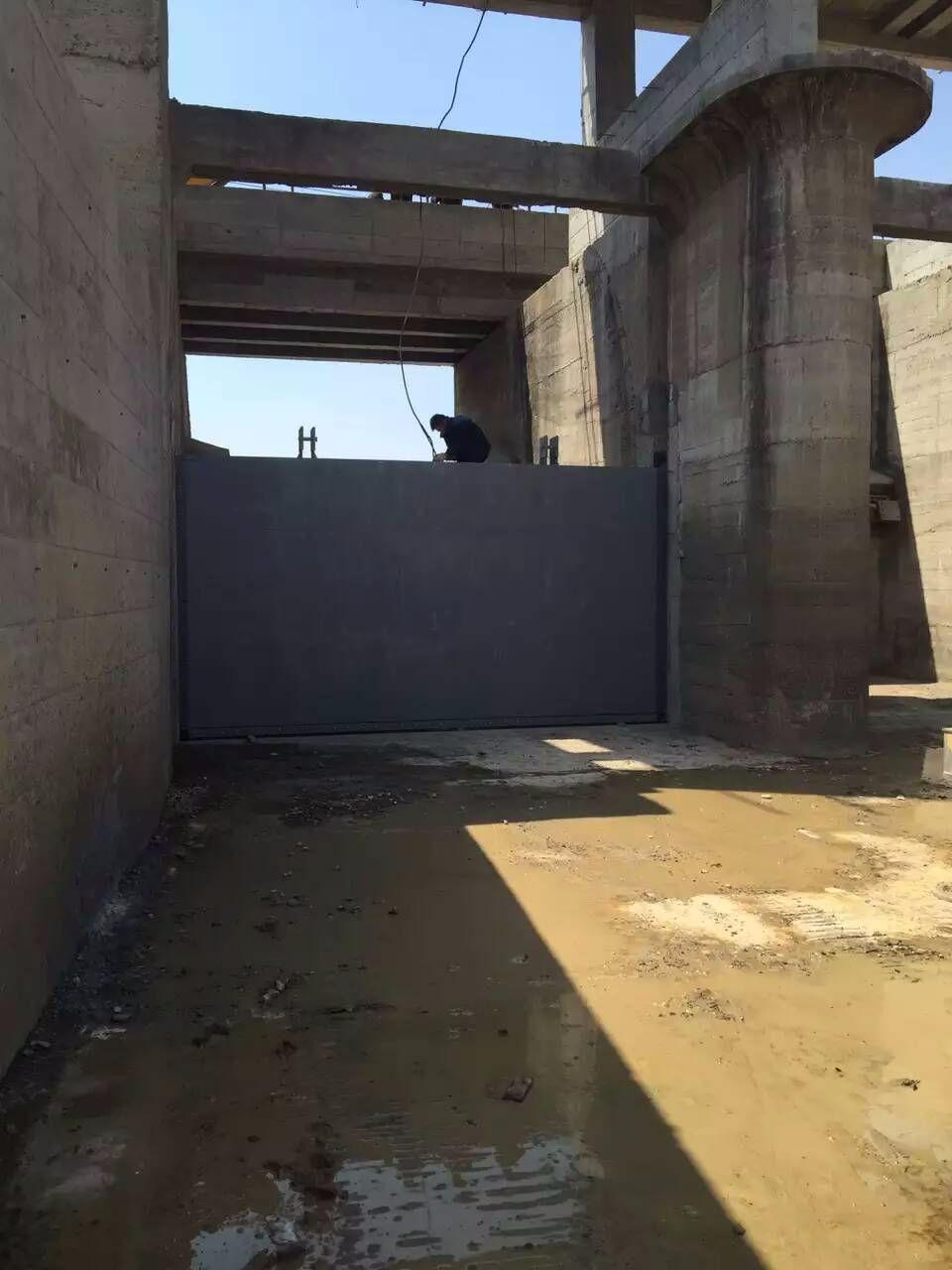 龙泉钢闸门止水平板钢闸门厂家