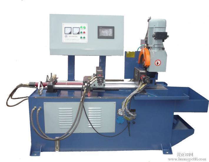 液压自动切管机 液压切管机厂家价格