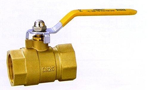 黄铜内螺纹球阀q11f 工程专用铜球阀图片