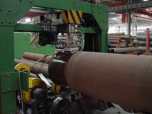 渦流在線探傷設備,超聲波離線探傷系統,鋼管流水線探傷設備