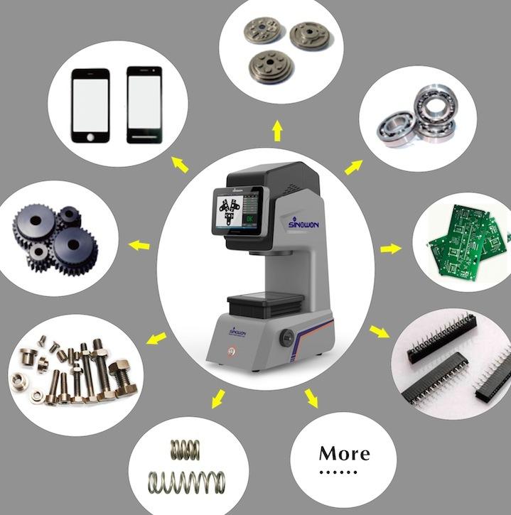 長春高精度測量儀-長春全自動快速尺寸測量機