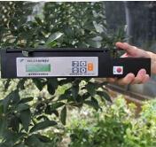 便攜式葉面積儀用于果樹葉面積指數的測量