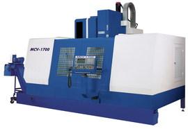 台湾大立综合加工中心MCV-1700