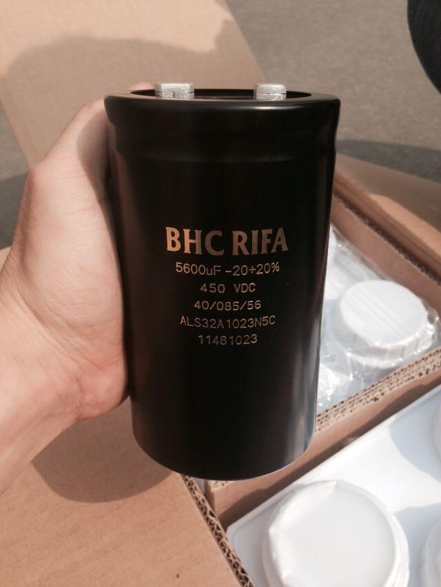 英国BHC电容器ALS30A102KE400N