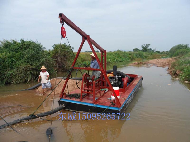 齐齐哈尔河道抽沙机械多少钱