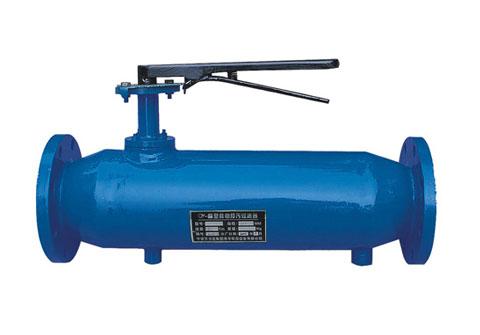 自动排污过滤器 碳钢自动排污过滤器 山东过滤器厂家