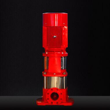 XBD-DL立式多級消防泵組