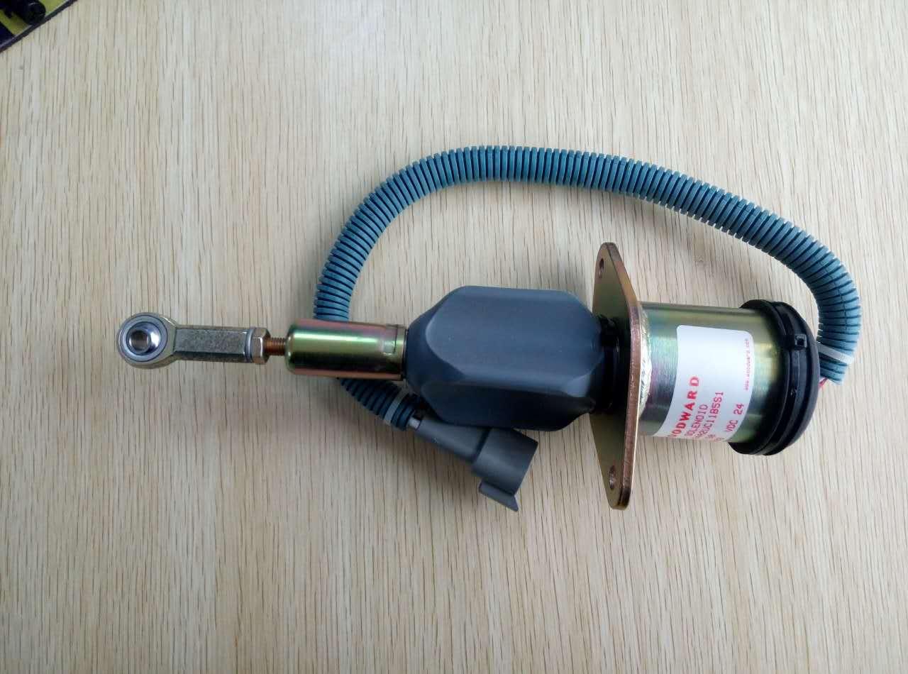 供应小松pc360-7熄火电磁阀图片