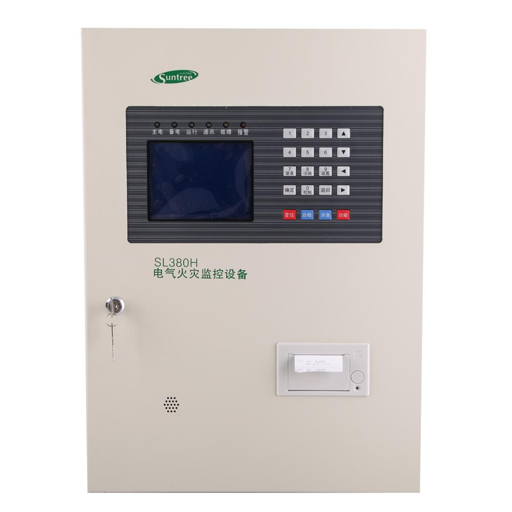 新驰厂家直销电源监控系统 AFPM消防设备电源监控主机系统