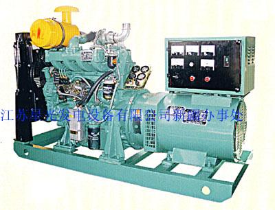 柴油发电机组使用过程中容易产生温度过高的现象