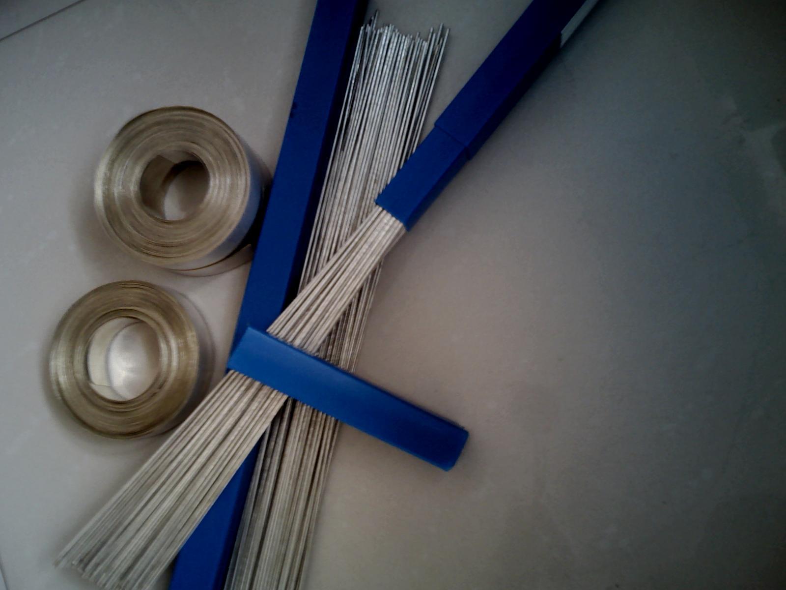 YD327刀具刃口堆焊耐磨药芯焊丝