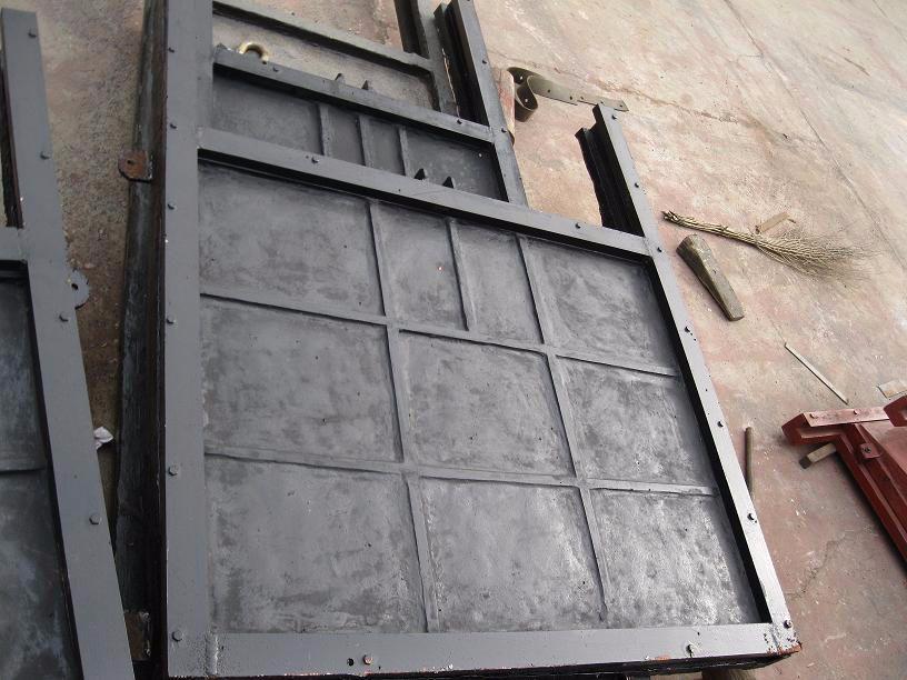 云南小型钢闸门云南小水闸启闭机价格-云南水库排水闸门