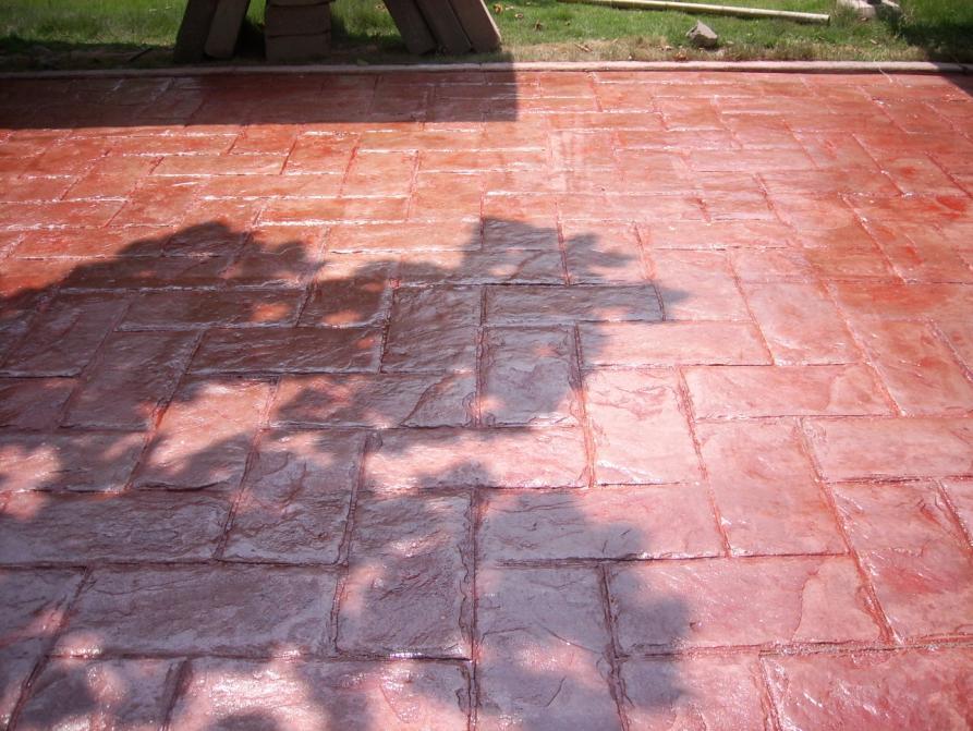 丽水透水地坪|遂昌彩色压花地坪|松阳艺术地坪|云和压模混凝土