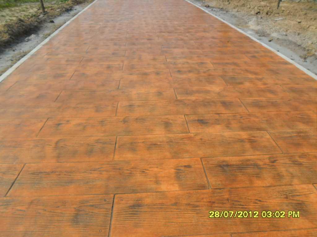 扬州强化料脱模粉保护剂|维扬压印混凝土材料|仪征艺术压模地坪