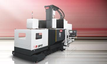 台湾亚威高性能龙门型加工中心机-NFP-2012